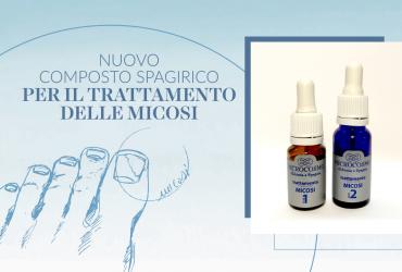 Microcosmo Composto per trattamento Micosi Alchemica Spagirica Cosmetica Naturale